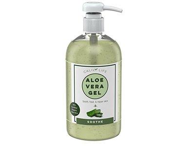 Calily Life Aloe Vera Gel, 16.9 fl oz