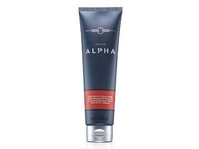 Avon Alpha After Shave Conditioner, 3.4 fl oz