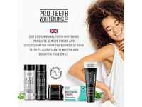 Pro Teeth Whitening Co. Activated Charcoal Whitening Toothpaste, Mint Flavor, 75 mL - Image 10