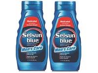 Selsun Blue Men's Care Dandruff Shampoo, 11 Ounce (Pack of 2) - Image 2