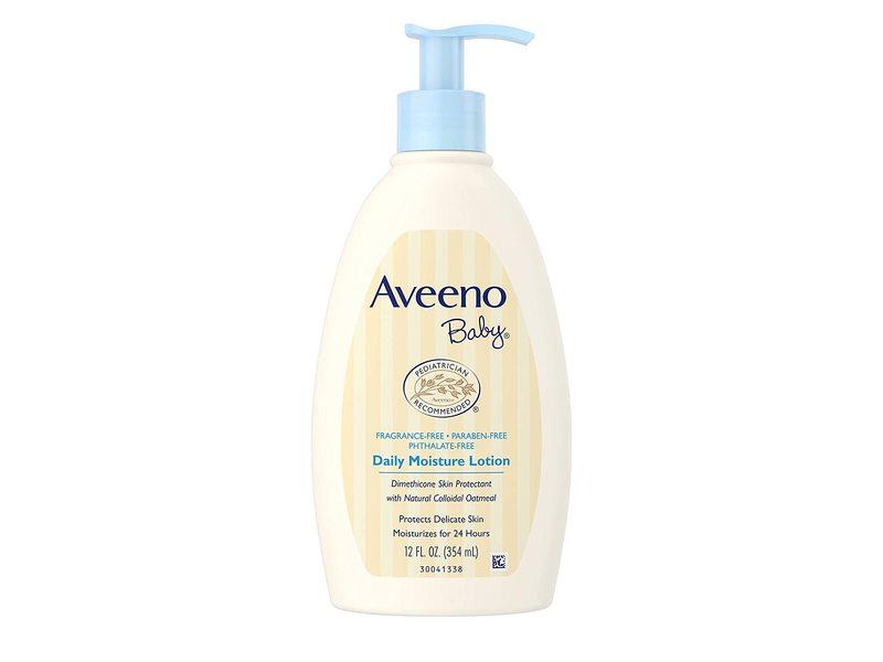 Aveeno Baby Daily Lotion, 354 ml