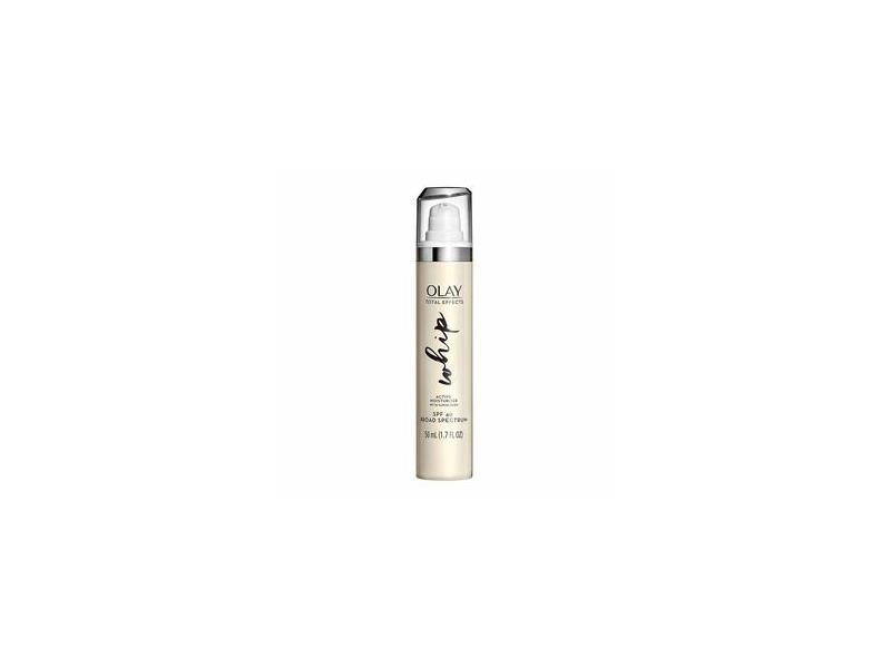 Olay Total Effects Whip Face Moisturizer with Sunscreen SPF 40