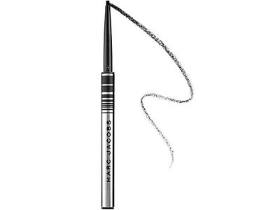 Marc Jacobs Beauty Fineliner Ultra-Skinny Gel Eye Crayon Eyeliner, Blacquer, 0.0038 oz/ .11g