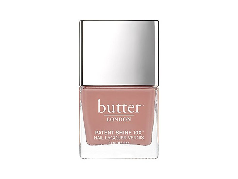 butter LONDON Patent Shine 10X Nail Lacquer, Mum'S The Word