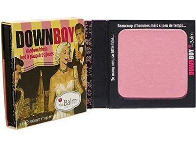 theBalm DownBoy Shadow/Blush, Pink the Balm Shadow & Blush Women, 0.35 oz