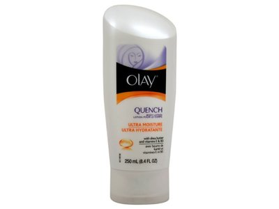Olay Quench Ultra Moisture Lotion with Shea Butter Lotion Women 8.4 Ounce