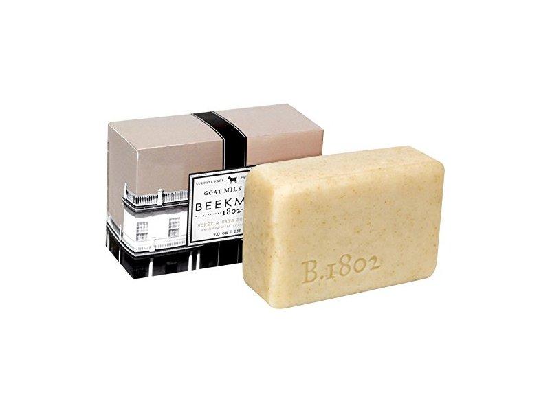 Beekman 1802 Goats Milk Bar Soap - Honey & Oats - 9 oz