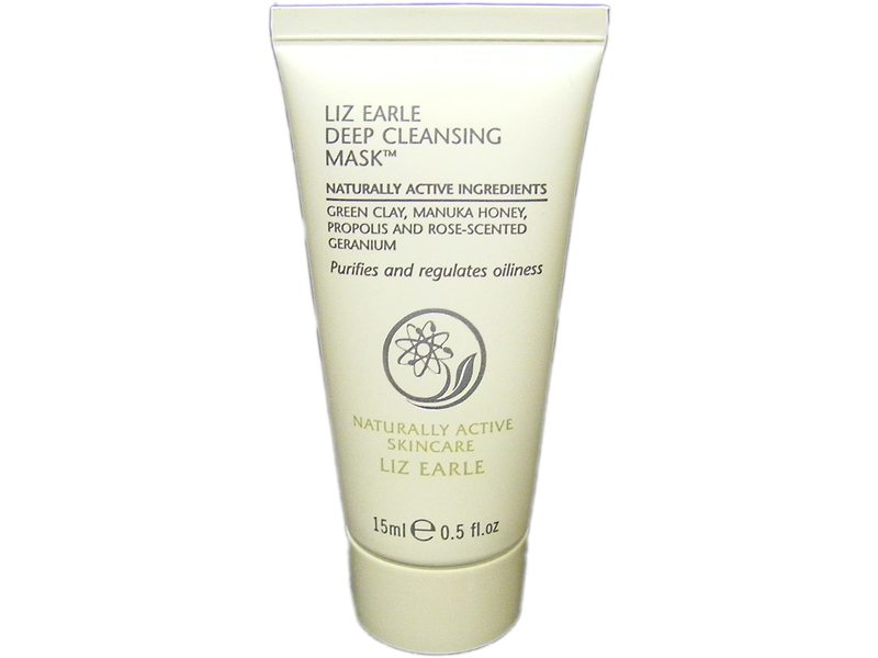 Liz Earle Deep Cleansing Mask, 0.5 fl oz/15 mL