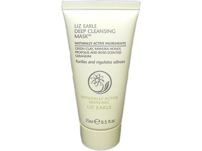 Liz Earle Deep Cleansing Mask, 0.5 fl oz/15 mL