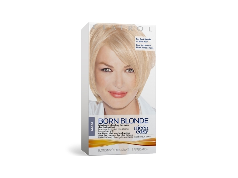 Clairol Nice 'N Easy Born Blonde - All Shades, Procter & Gamble