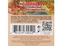 theBalm CabanaBoy Shadow/Blush, 0.3 oz - Image 3