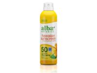 Alba Botanica Hawaiian Clear Spray Sunscreen, SPF50, Nourishing Coconut, 6 oz (171 g) - Image 2