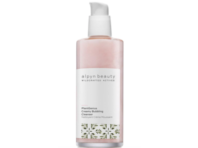 Alpyn Beauty Plantgenius Creamy Bubbling Cleanser, 4 oz