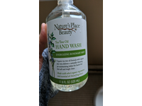 Nature's Place Beauty Tea Tree Oil Hand Wash, Energizing Rosemary Mist, 17.6 fl oz - Image 2