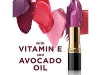 Revlon Super Lustrous Matte Lipstick, Rise Up Rose, 0.15 oz - Image 6