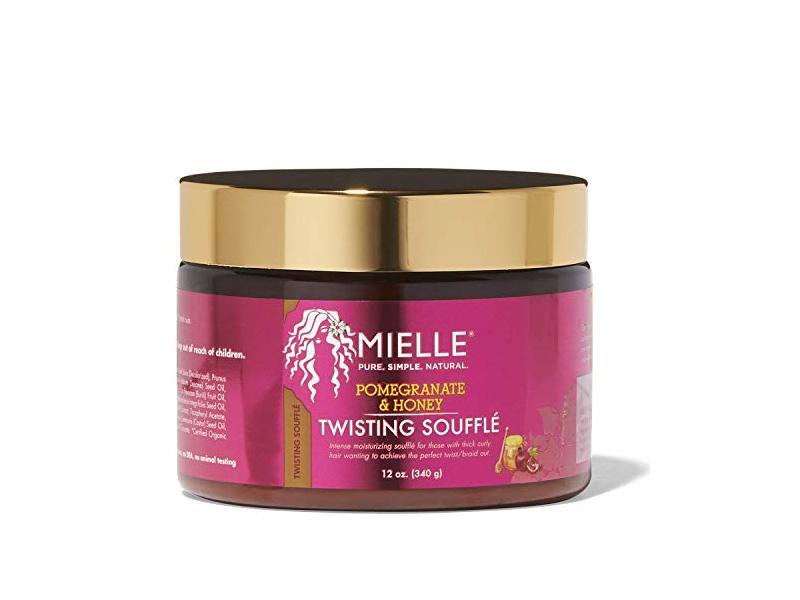 Mielle Twisting Souffle, Pomegranate & Honey, 12 oz/340 g