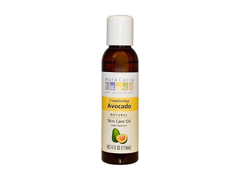 Aura Cacia- Avocado Skin Care Oil, 4 oz