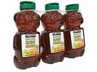 Kirkland Signature Raw Organic Honey Bear, 24 oz - Image 2