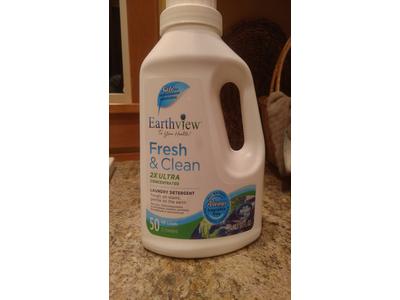 Earthview Laundry Detergent, Fragrance-Free, 50 oz - Image 3