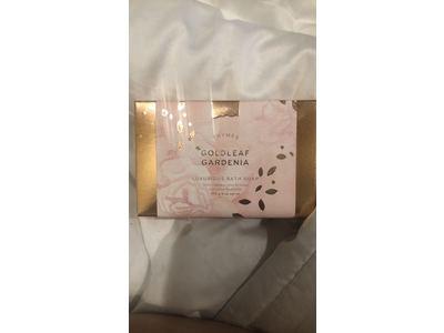 Thymes Goldleaf Gardenia Luxurious Bath Soap - 6 ounce - Image 4