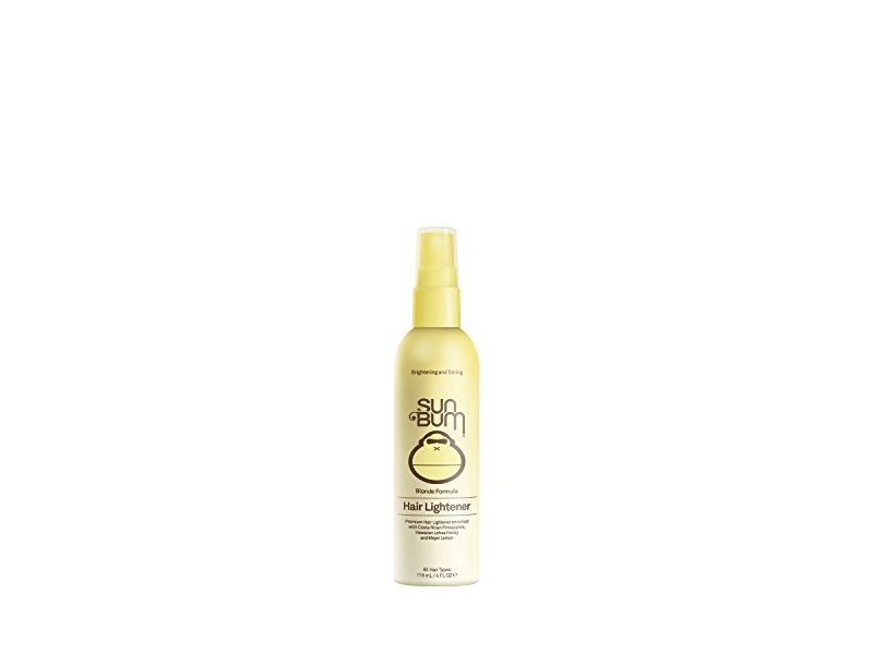 Sun Bum Blonde Formula Hair Lightener, 4 oz