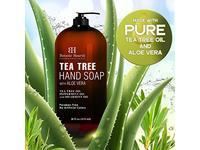 Botanic Hearth Tea Tree Liquid Hand Soap - Image 5