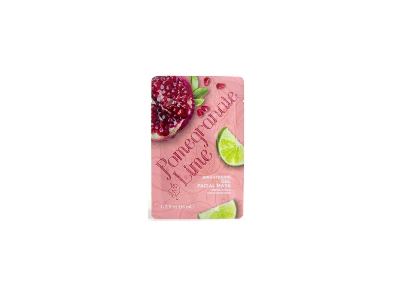 CVS Pomegranate and Lime Brightening Gel Facial Mask