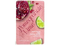 CVS Pomegranate and Lime Brightening Gel Facial Mask - Image 2