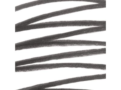 NYX Super Skinny Eye Marker, Carbon Black,1.1ml - Image 5