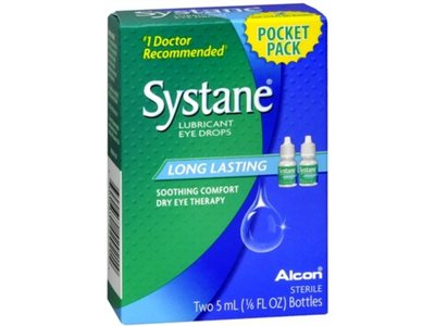 Systane Lubricant Eye Drops (Long Lasting), Alcon Laboratories, Inc.