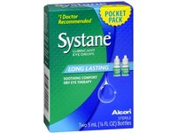 Systane Lubricant Eye Drops (Long Lasting), Alcon Laboratories, Inc. - Image 2