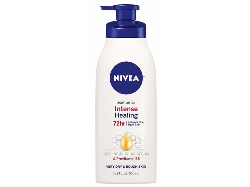NIVEA Intensive Nourishing Moisture Fragrance-Free Body Lotion