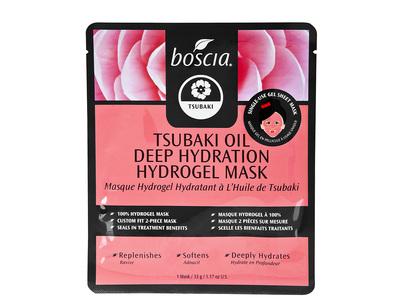 Boscia Tsubaki Oil Deep Hydration Hydrogel Mask, 1 mask 1.17 oz