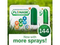 Flonase Allergy Relief Nasal Spray, 24 Hour Non Drowsy Allergy Medicine, Metered Nasal Spray - 144 Sprays - Image 4