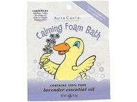 Aura Cacia Calming Foam Bath for Kids 2.5 oz ( Value Bulk Multi-pack) - Image 2