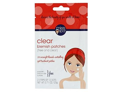Miss Spa - Clear Blemish Patches, 0.71 oz