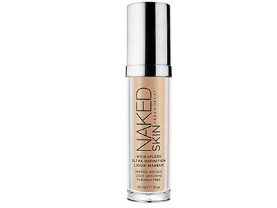 Urban Decay Naked Skin Weightless Ultra Definition Liquid Makeup Foundation, Shade 1.5, 1 fl oz - Image 1