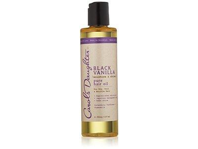 Carol's Daughter Black Vanilla Moisture & Shine Pure Hair Oil, 4.3 Ounce
