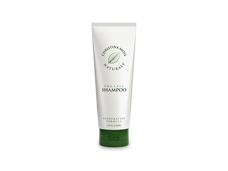 Christina Moss Naturals Shampoo, Organic and 100% Natural for All Hair Types