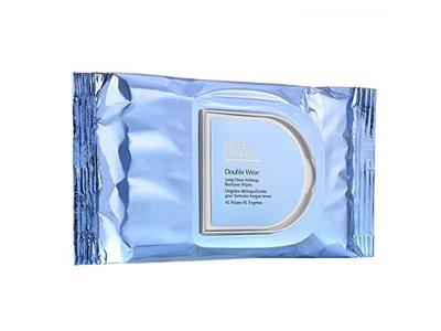 Estee Lauder Double Wear Long-Wear Makeup Remover Wipes, 45 ct