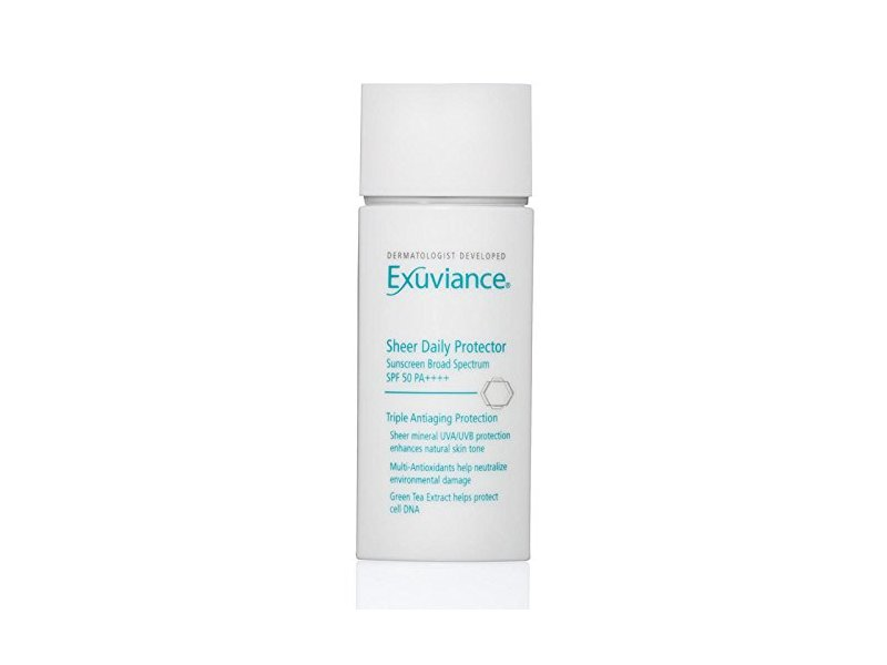 Exuviance - Sheer Daily Protector SPF 50