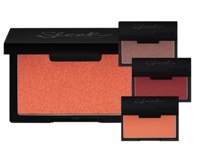 SleekMakeUP Blush, Various Shades, 6 g