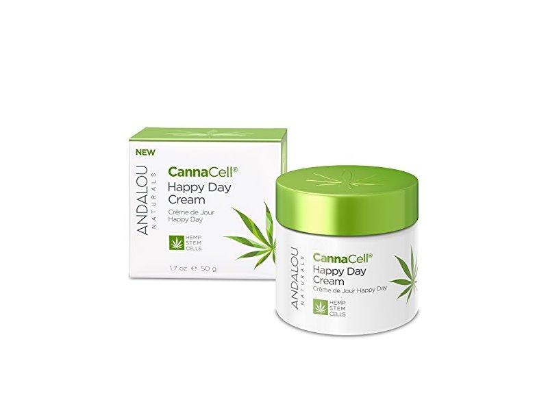 Andalou Naturals CannaCell Happy Day Cream, 1.7 oz