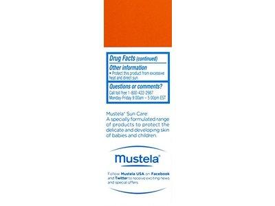 Mustela Broad Spectrum SPF 50-Plus Mineral Sunscreen Stick, 0.5 oz. - Image 5