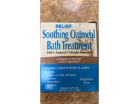 Relief MD Soothing Colloidal Oatmeal Bath Treatment - 6 Single Use Packets - Image 3