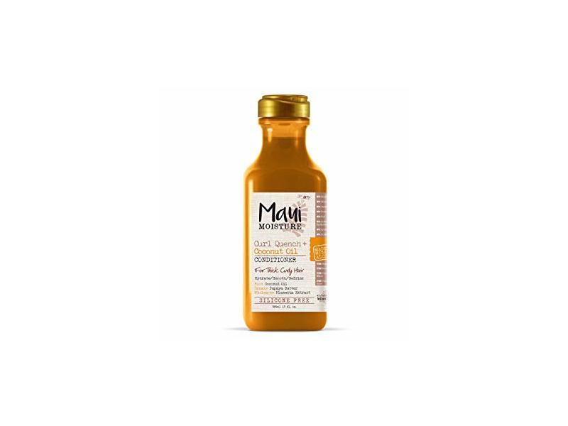 Maui Moisture Hair Care Coconut Oil Conditioner, 13 fl oz