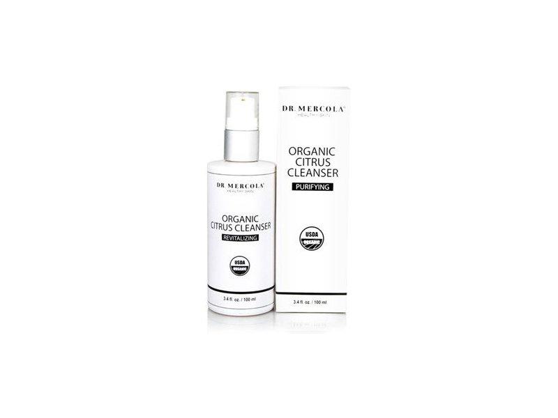 Dr. Mercola Organic Citrus Cleanser, 3.4 fl oz