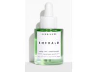 Herbivore Emerald 100mg CBD + Adaptogens Deep Moisture Glow Gel, 0.05 fl oz - Image 2