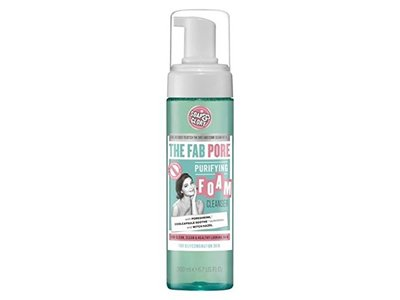 Soap And Glory THE FAB PORE Purifying Foam Cleanser, 200ml