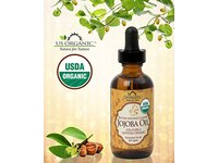 US Organic Jojoba Oil 2 oz (60ml) - Image 3